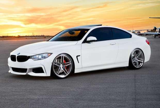 BMW serii 4 tuning