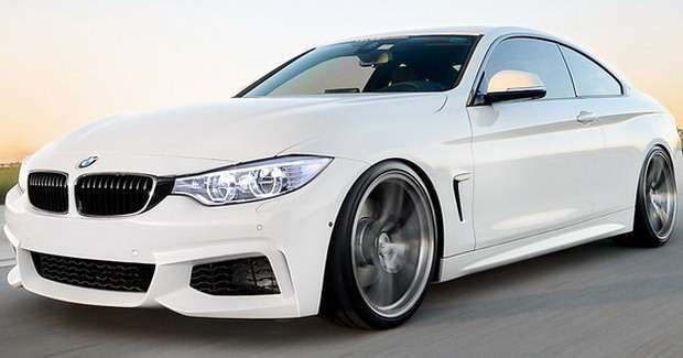 BMW 435i Coupe tuning Velos Designwerks