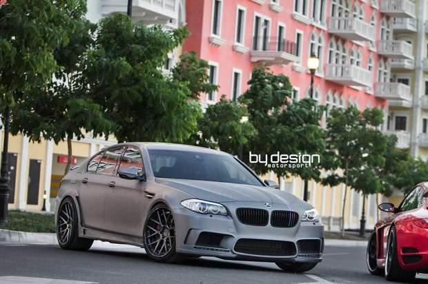 BMW M5 F10 tuning