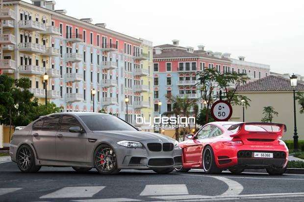 BMW M5 F10 ByDesign Motorsport