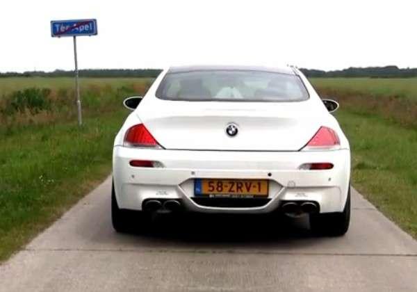 BMW M6 E36