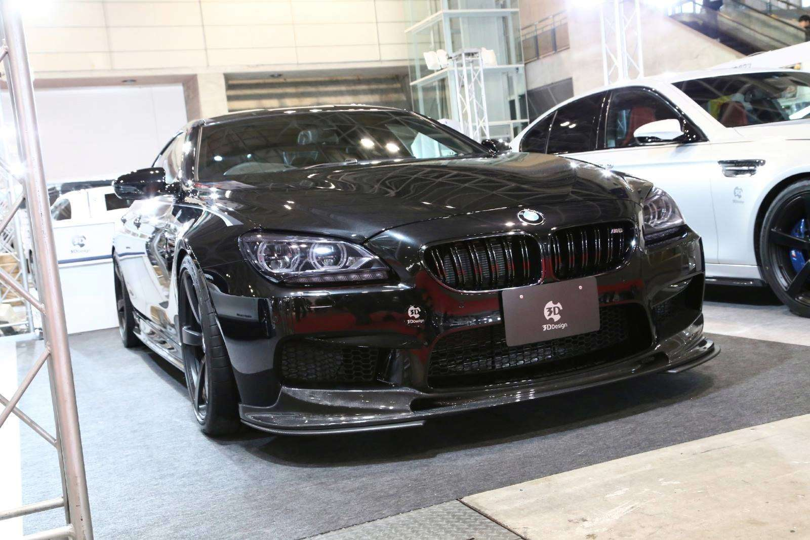 BMW M6 tuning 3D Design
