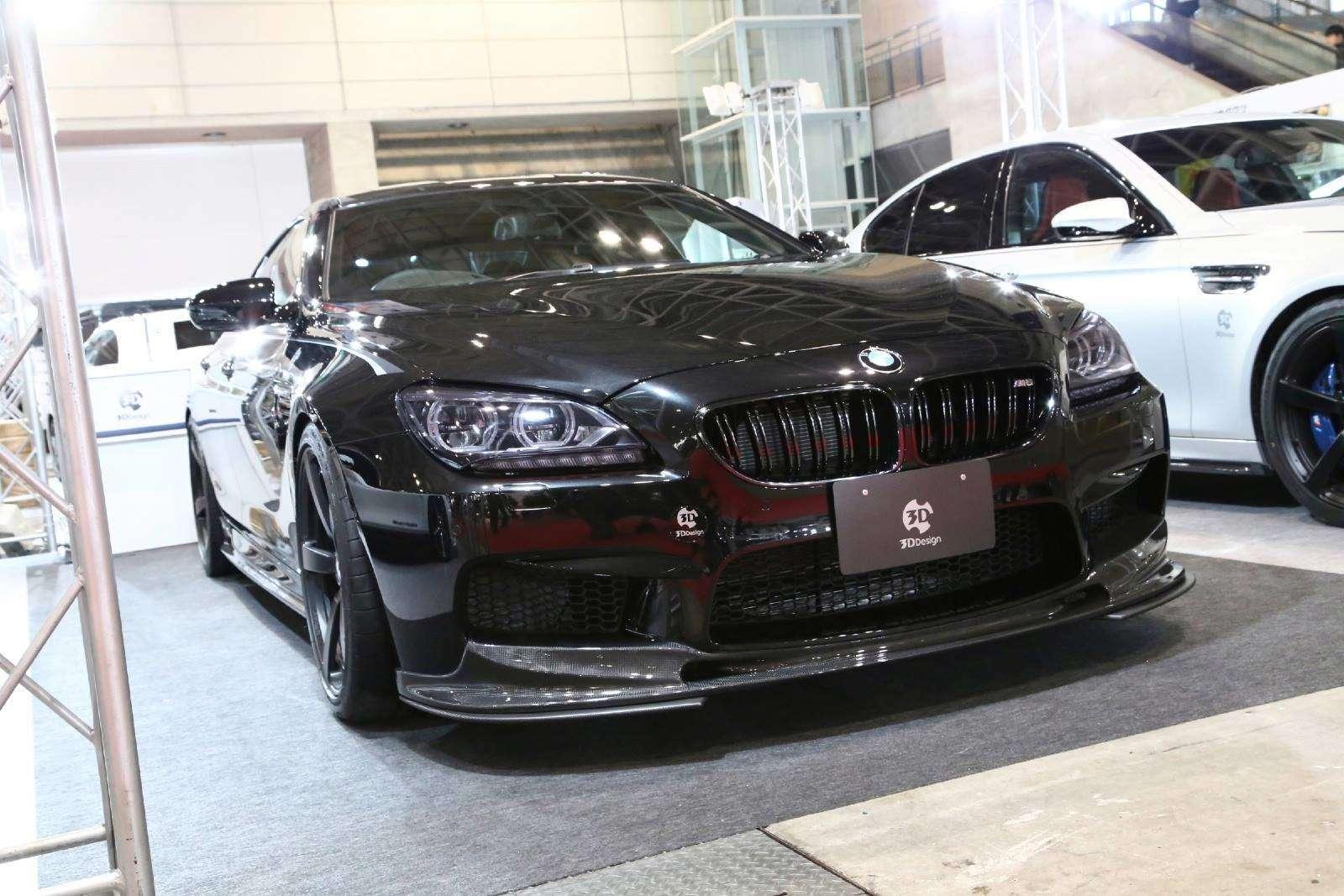 BMW M6 tuning 3D Design