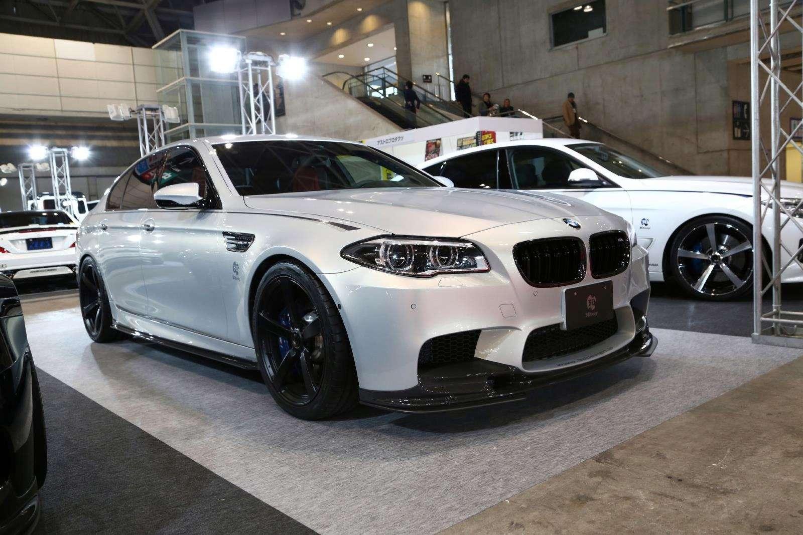 BMW M5 tuning 3D Design