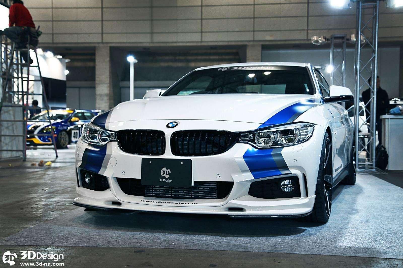 BMW serii 4 tuning 3D Design