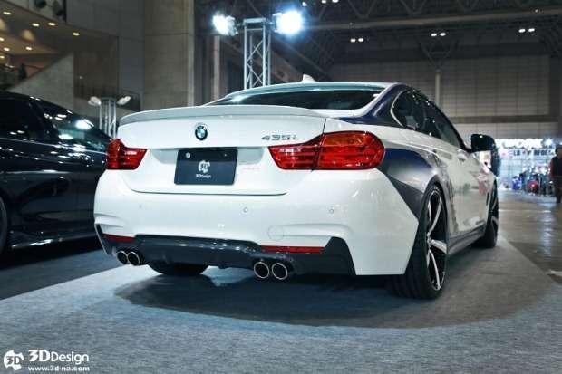 BMW serii 4 M-Sport tuning
