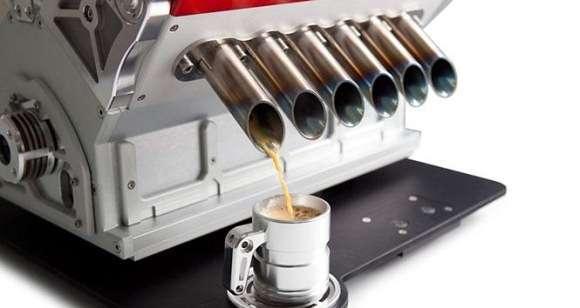 Ekspres do kawy V12