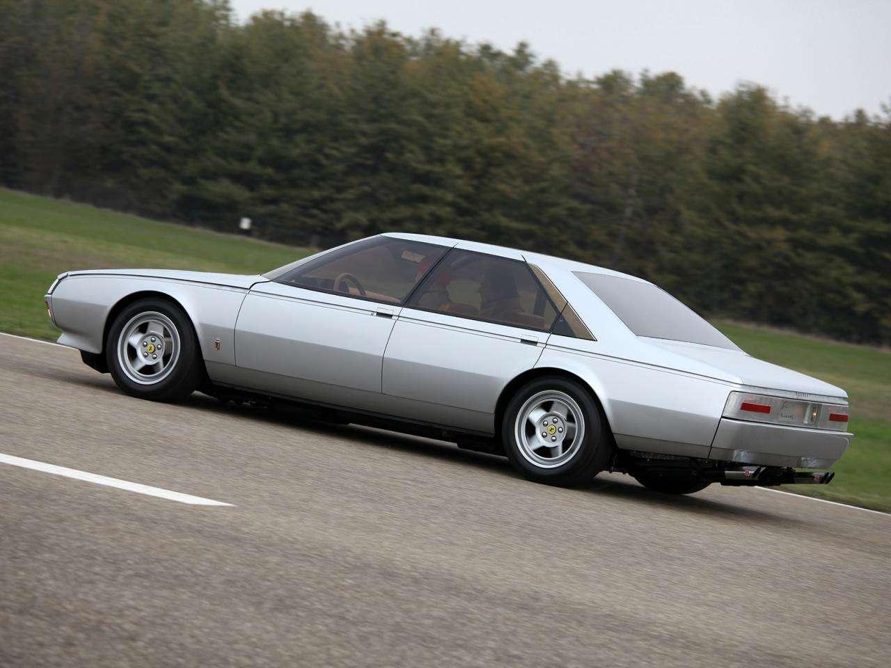 Ferrari Pinin concept by Pininfarina