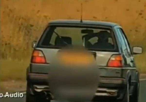 Luzak za kierownicą