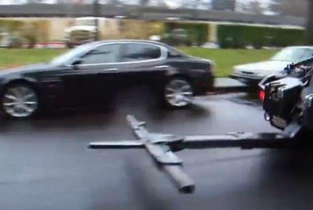 Kradzież Maserati