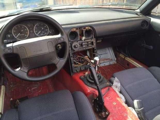 Mazda MX-5 limuzyna