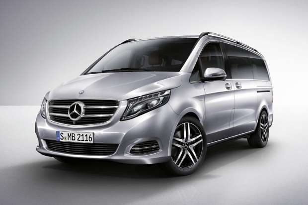 Mercedes Klasy V 2014