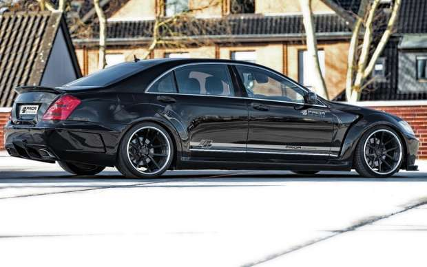 Mercedes-Benz S-Class Prior Design
