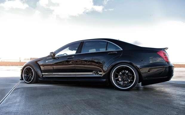 Mercedes-Benz S-Class Prior Design