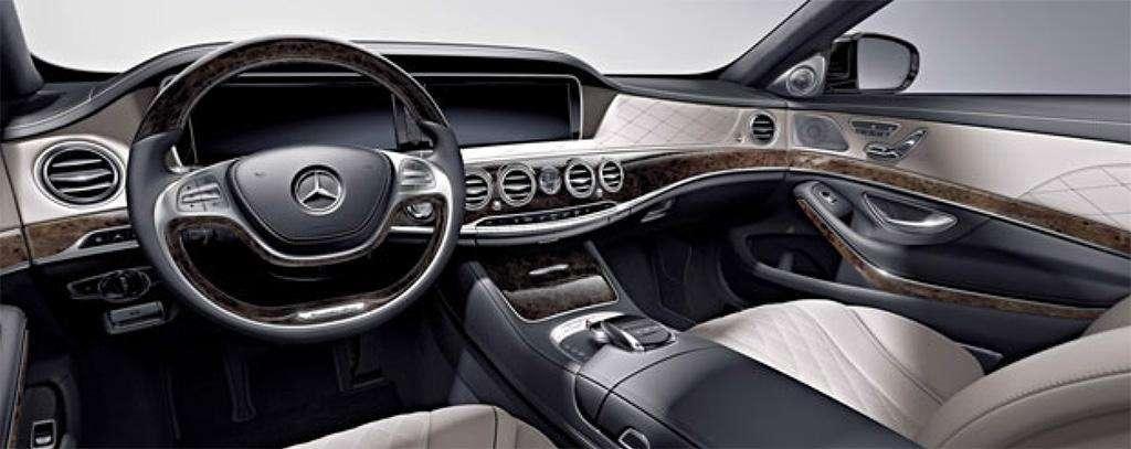 Mercedes S600 2015