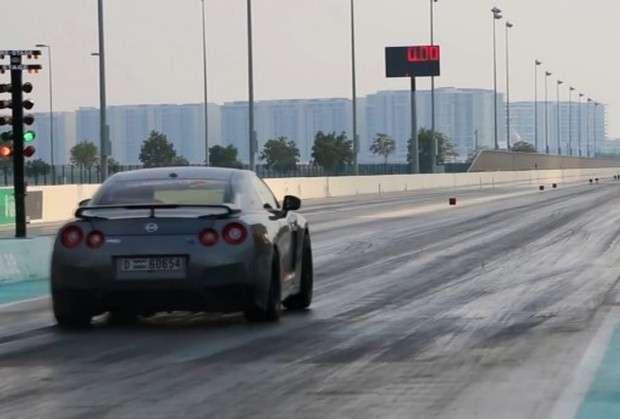 Najszybszy samochód na Bliskim Wschodzie