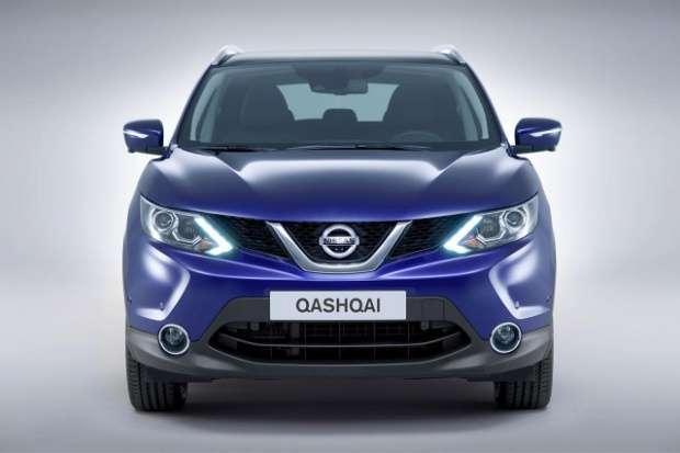 Nowy Nissan Qashqai 2014
