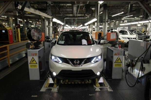 Nissan Qashqai 2014 produkcja