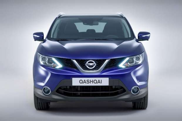 Nissan Qashqai 2014 LED