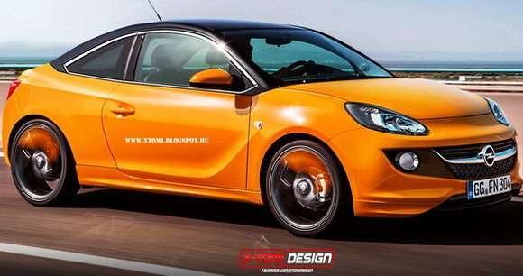 Opel Tigra X-Tomi Design