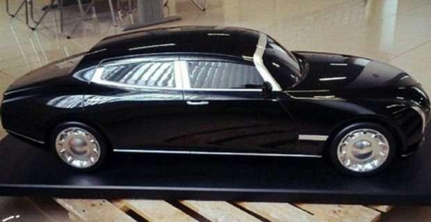 Samochód Putina Marussia
