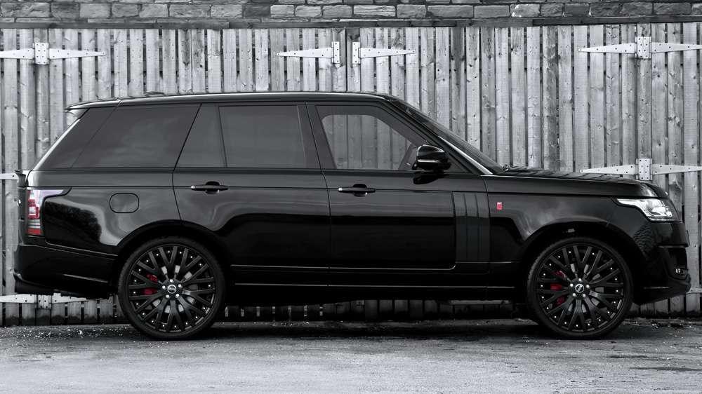 Range Rover 600-LE Luxury Edition by A.Kahn Design