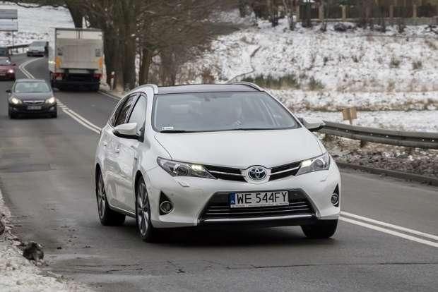 Toyota Auris TS Hybrid