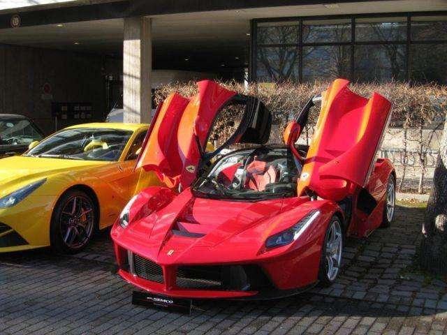 Ferrari LaFerrari na sprzedaż