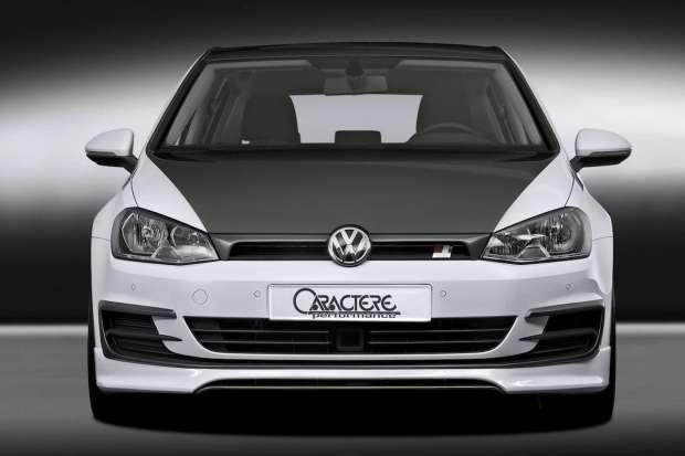 Volkswagen Golf Caractere