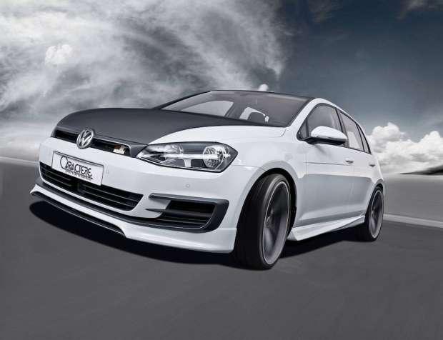 Volkswagen Golf tuning