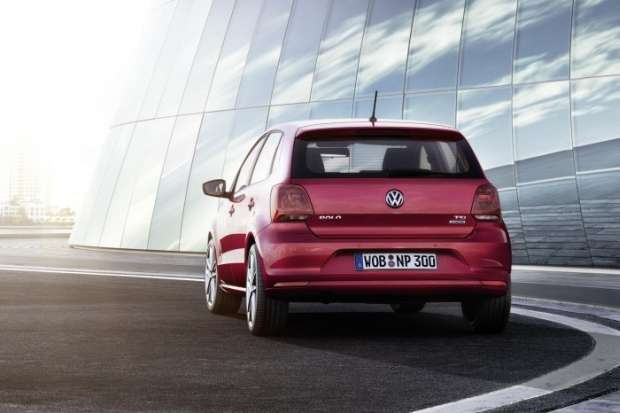Volkswagen Polo facelift 2014