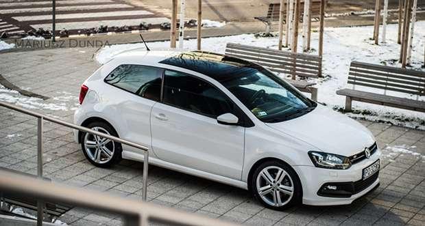 Volkswagen Polo R-Line 1.2 TSI