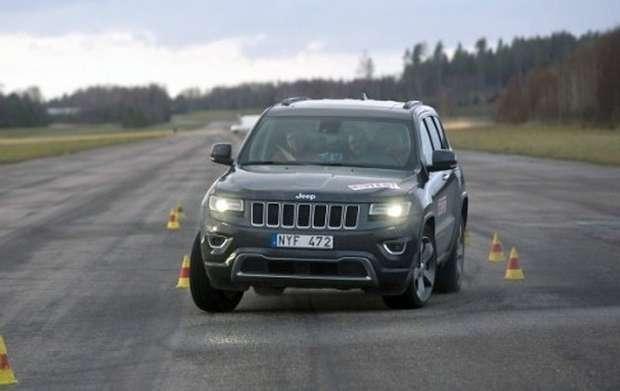 Jeep Grand Cherokee test
