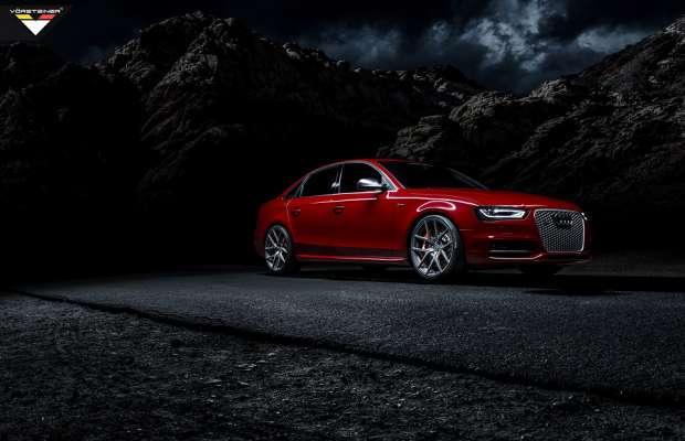 Tuning Audi S4 od Vorsteiner