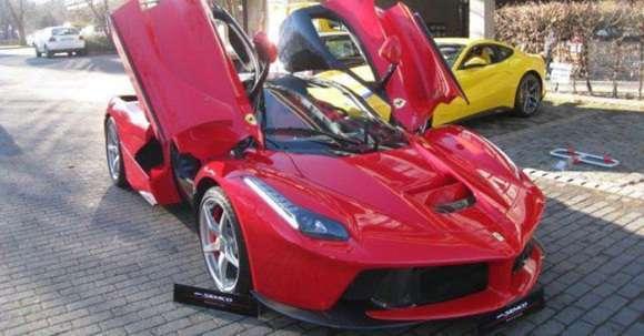 Used Ferrari LaFerrari