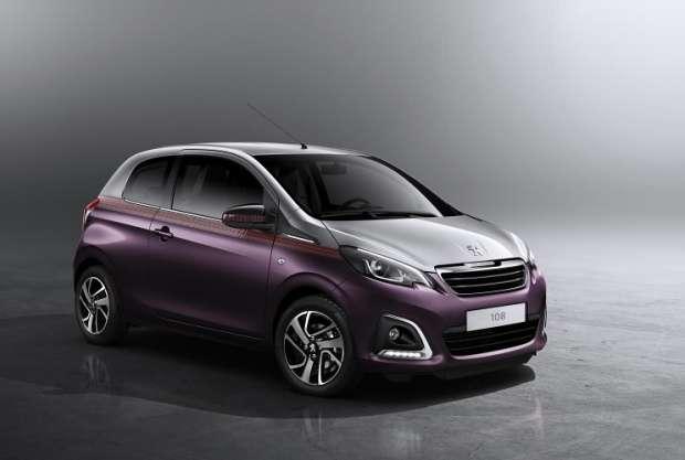 2014 Nowy Peugeot 108