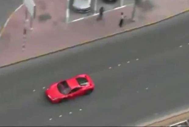 Fast & Furious 7 Abu Dhabi