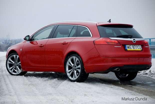 Opel Insignia kombi