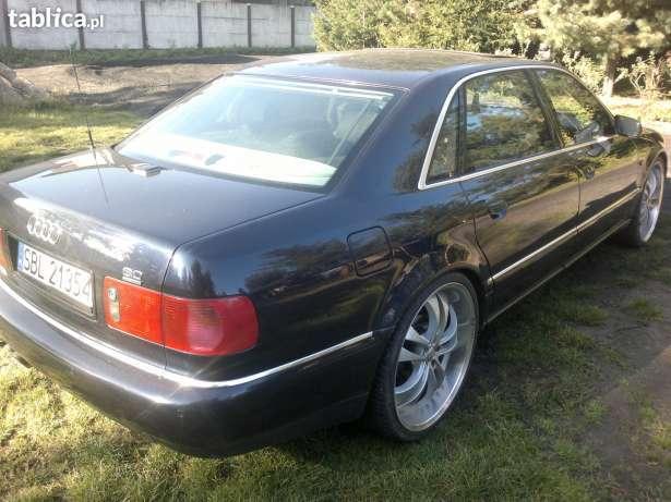 Audi A8L 1.9 TDI