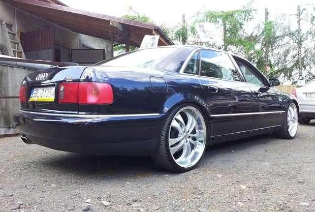 Audi A8 Long 2001