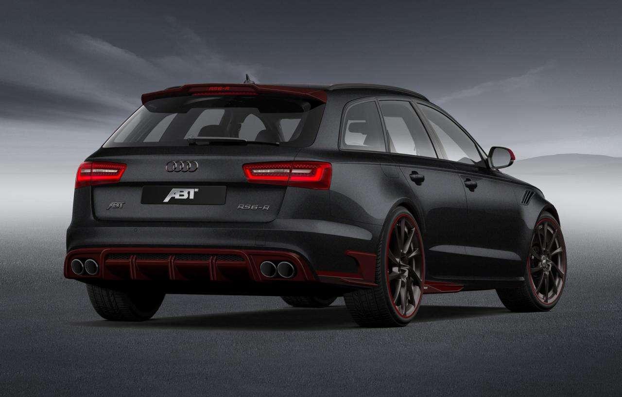 Audi RS6 Avant 2013 ABT