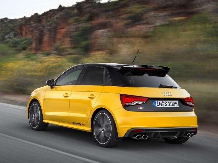 Audi S1 Quattro 2014