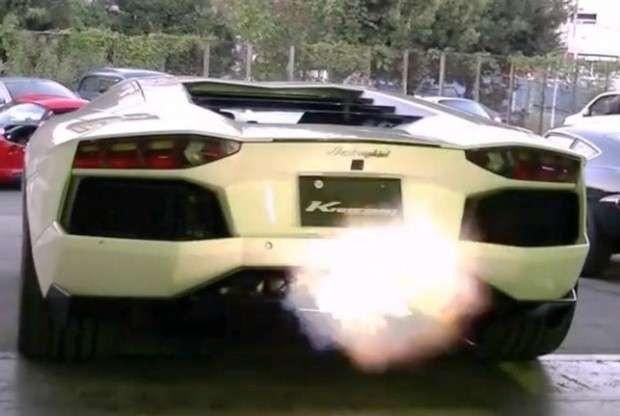 Lamborghini Aventador Kreissieg