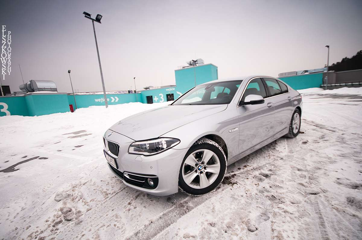 BMW 528i xDrive Luxury Facelift