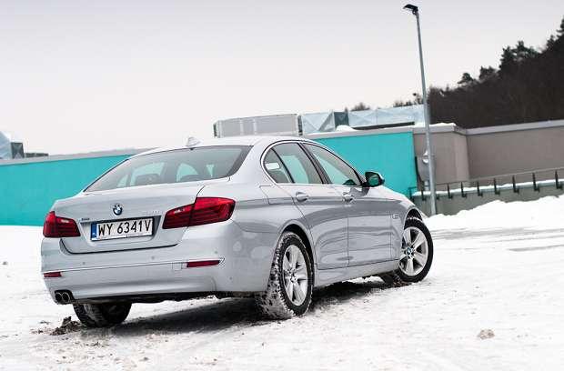 BMW serii 5 Facelift 2013