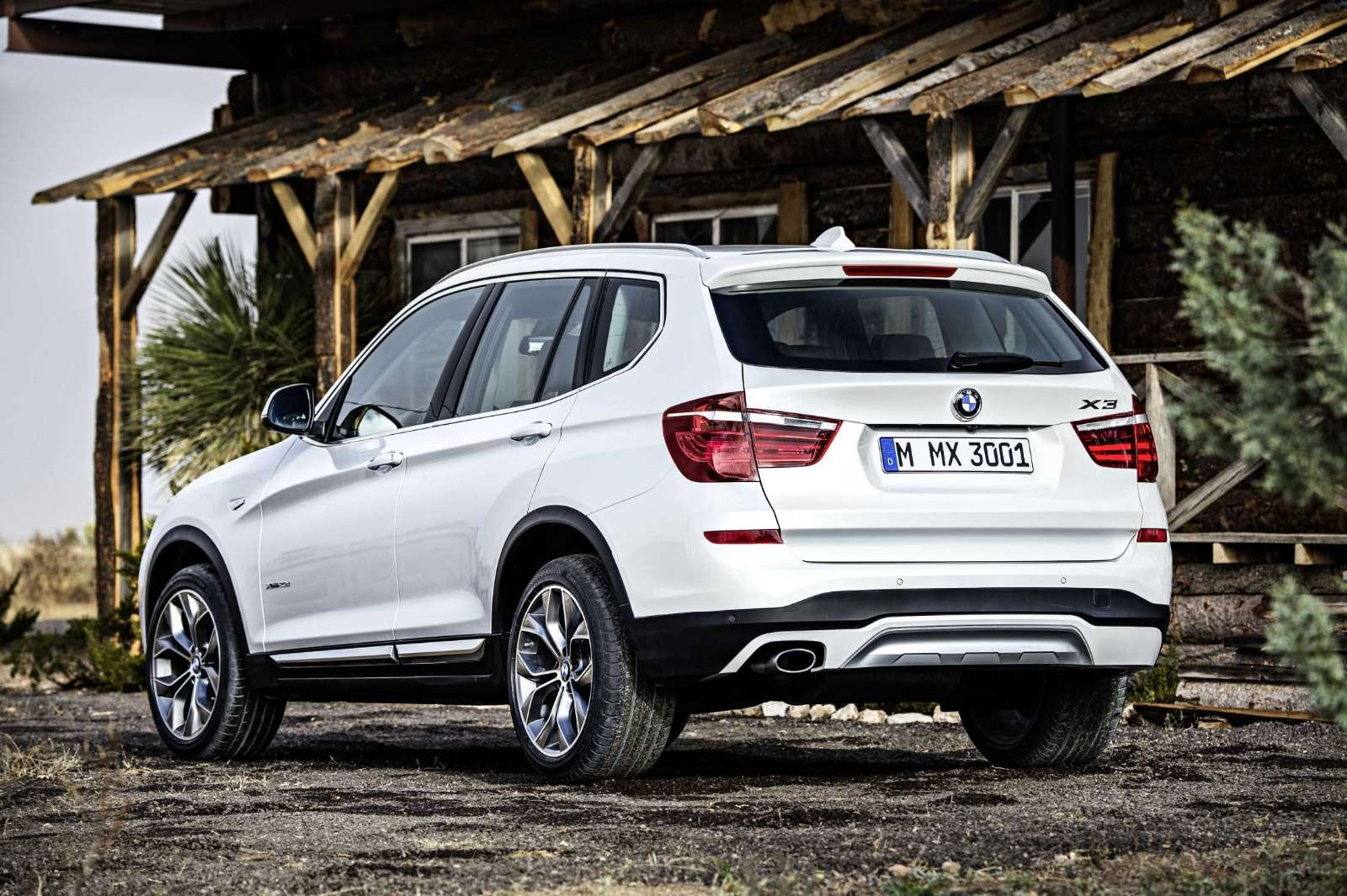 BMW X3 2015 Facelift