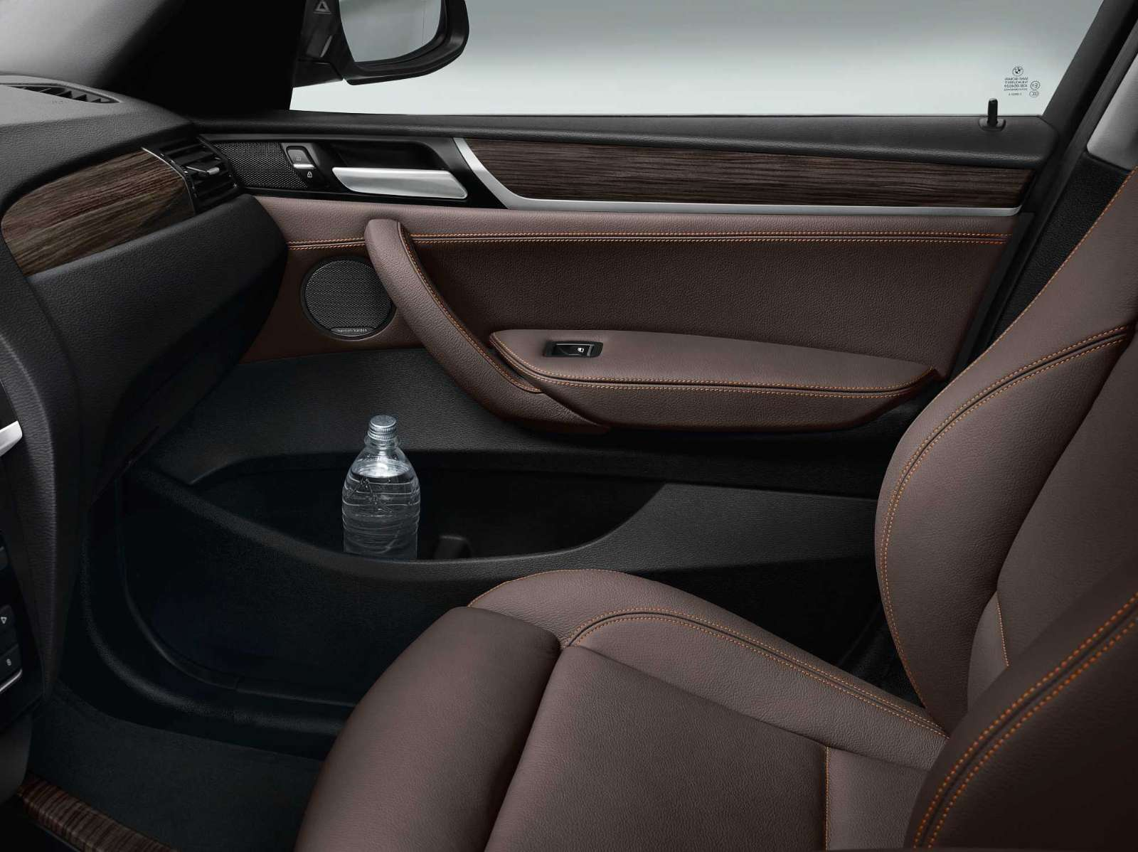 BMW X3 2015 Facelift interior
