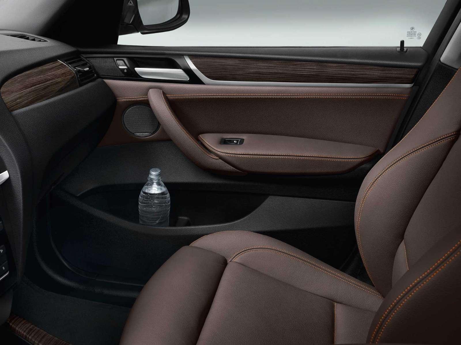 BMW X3 2015 Facelift interior
