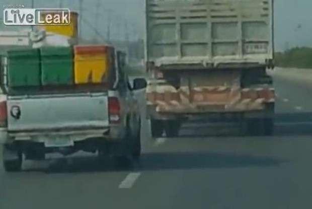 Ciężarówka pickup