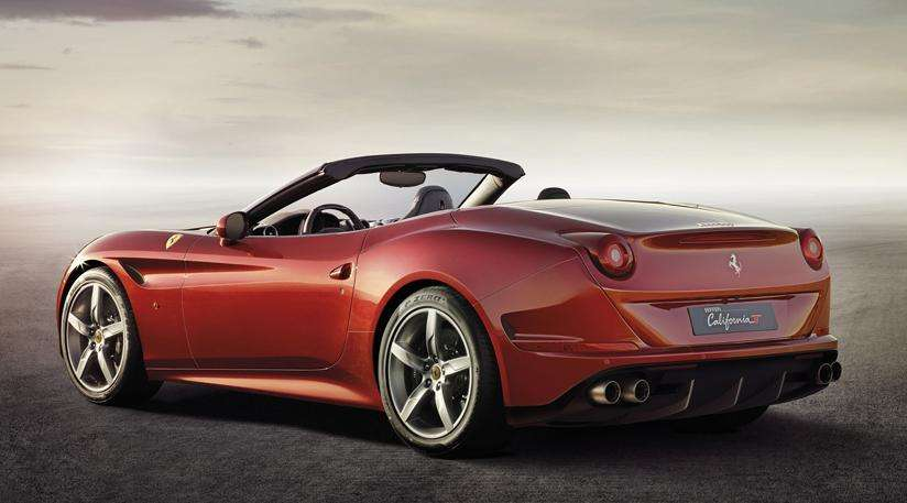 Ferrari California T 2014